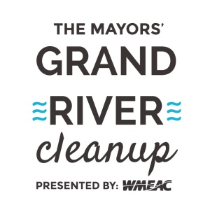 The Mayors' Grand River Cleanup - Logo